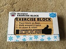 Original Exercise Block By Big Mouth New