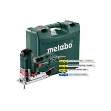 Metabo Stichsäge STE 100 Quick Set inkl. Koffer & Sägeblätter