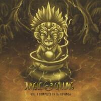 JUNGLE CALLING 3 - COMPILED BY DJ GOVINDA   CD NEW