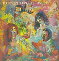 The Fifth Dimension Portrait Vinyl Record Album