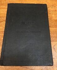Medicine, Education, Surgery, Laboratory Exercises, Lucian Landry, Vintage 1923