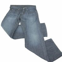 Levi's Mens 559 Jeans Red Tab Relaxed Straight Distressed Lightweight 33 x 32
