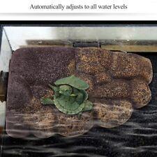 Reptile Floating Basking Aquatic Turtle Pier Frog Platform Dock Ramp Tank Island