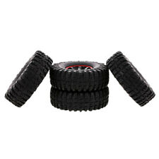 """4pcs 1/10 1.9"""" Wheel 115mm OD Tire Tyre for Axial SCX10 RC4WD D90 RC Crawler"""