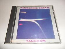 CD  Tangerine Dream - Tangram