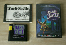 Dark Castle (complete / PAL) - Sega Mega Drive