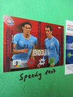 Copa America Chile 2015 Double Trouble Cavani Godin Uruguay Panini Adrenalyn