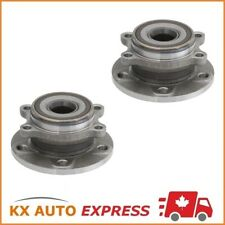 Pair of 2 Pieces Front Wheel Bearing & Hub Assembly for Volkswagen & Audi