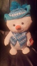 Stuff Toy DRESSY UP SNOWMAN