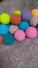 10x mini rainbow bath bomb scented  balls