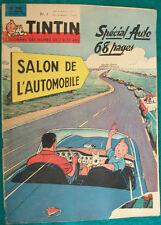 """JOURNAL TINTIN n° 780   """"Le journal des jeunes de 7 à 77 ans Année 1963"""""""
