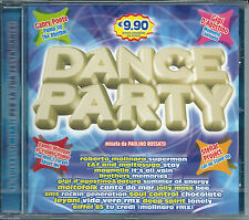 Dance Party Winter 2005/7 CD NUOVO Brothers. Memories. Moltofolk. Canto Do Mar