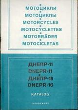 Ersatzteilkatralog Dnepr 11 16 Katalog Teile catalogue spare parts Dneper