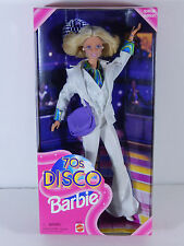 NIB BARBIE DOLL 1998 70'S DISCO  SALE!! MORE BARBIES OUR STORE