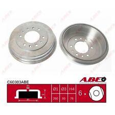 Bremstrommel, 1 Stück ABE C60303ABE
