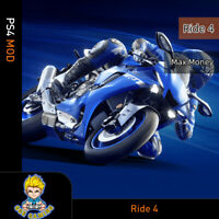 Ride 4 (PS4 Mod)-Max Money
