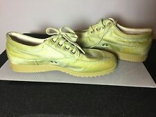 Hogan by Tod's Ladies Green Casual Shoes 36.5 US 6.5 Linen