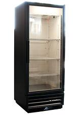 True Gdm 12 One Glass Door Merchandiser Cooler Refrigerator Free Shipping