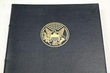 The Roosevelt Centenary Medals Proof Set 24 Karat Gold on Silver Franklin Mint