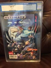 Ultimate X-Men #2 (Mar 2001, Marvel)  CGC 9.6...THE ENEMY WITHIN