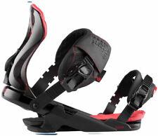 Fixations Snowboard Fixations rossignol Cobra Noir Taille M/L Saison 2021