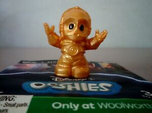 Woolworths Ooshie 2020 - C-3PO - Star Wars - NEW