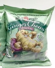 VALUE 8 PACK*Trader Joes THE GINGER PEOPLE Original Ginger Chews 5 oz FREESHIP