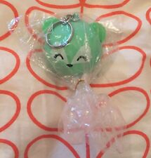 Green Fox Child's Squeezy Keyring. New In Packaging.