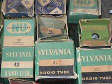 (1)  #42 Tube NIB - USA Various Brands