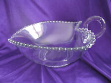 Imperial Candlewick Heart Shaped Bowl 400/73H 9 inch