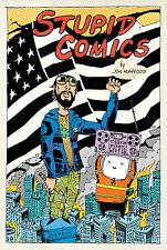 STUPID COMICS COLLECTION BY JIM MAHFOOD TRADE PAPERBACK TPB IMAGE COMICS 2006