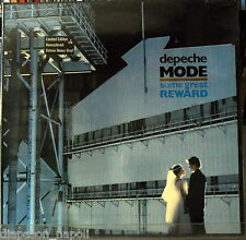 Depeche Mode: Some Great Reward - LP Vinyl 33 rpm