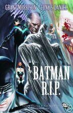 Batman R.I.P. (tedesco) HC-output totale Hardcover lim.222 ex. Grant Morrison