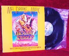 OST BLAZING SADDLES JOHN MORRIS MEL BROOKS 1974 AUSTRALIA  PRESS WARNER BROS  NM