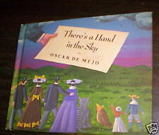 There's a Hand in the Sky by Oscar De Mejo (1983)