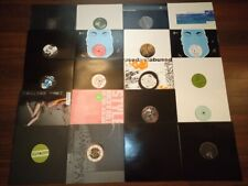 "20 x 12"" Lot Collection Neuf 100% Techno (2000-2010)"
