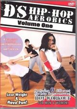 D's HIP HOP AEROBICS VOLUME 1 ONE EXERCISE DVD NEW HIP HOP DANCE INSTRUCTION