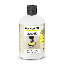 Karcher RM530 Boden Pflege für Gewachst Parkett Öl oder Wachs Lack