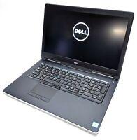 """Dell Precision 7710 17.3"""" Laptop i7-6920HQ 2.90GHz 4GB RAM No HDD/OS CYM60G2"""