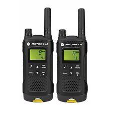 2 x Motorola XT180 Two Way Radio Long Range 8km Twin