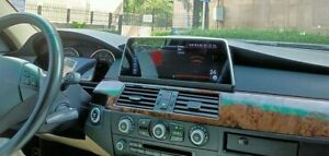 "BMW 5 E60 CIC 10.25"" Android 10.0 Qualcomm 8-core Autoradio 4+64GB Navi GPS USB"