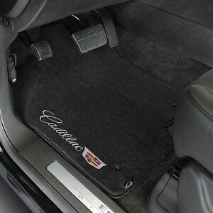 Lloyd Velourtex 3pc Floor Mat Set 2015 -2020 Cadillac Escalade Base Model Ebony
