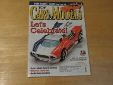 Toy Cars & Models Magazine #48 March 2002 Let's Celebrate 4th Anniversary Issue