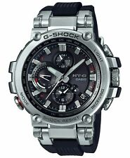 CASIO G-SHOCK MT-G Tough Solar Multi-Band 6 Atomic Sapphire WATCH MTGB1000-1A