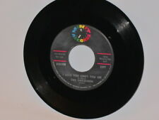 "The Showmen  - I Love You Can't You / Com'n Soon 7"" RARE r&b soul shuffle PROMO"