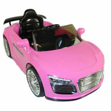Remote Control Ride-On Cars