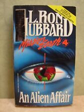 Mission Earth: An Alien Affair Vol. 4 by L. Ron Hubbard (1993, Paperback) B0321