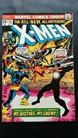 Uncanny X-Men #97, VF 8.0, 1st Appearance Lilandra, Wolverine, Storm; MVS
