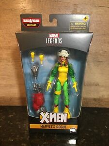 MARVEL LEGENDS X-MEN AGE OF APOCALYPSE ROGUE COLOSSUS BAF WAVE IN HAND!