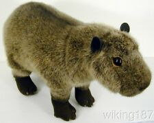 KOSEN Made in Germany NEW Capybara Plush Toy Largest Rodent